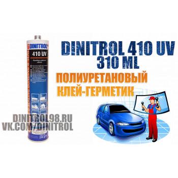 Dinitrol 410 UV кузовной полиуретановый клей-герметик, 310 мл