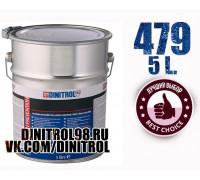 Dinitrol 479, 5 литров (для днища)