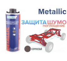 Dinitrol Metallic, 1 л (для днища с алюминиевым порошком)